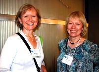 Mary Reeve et Carolyn Pisani