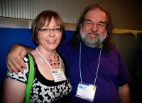 Michelle Boulton et Greg Ioannou