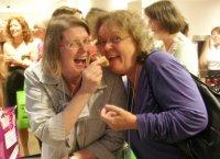 Helena Aalto et Carol Tulpar participent au grand débat des bagels de Montréal