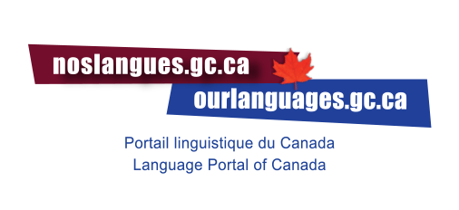 Portail linguistique du Canada