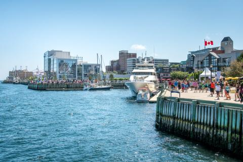 Halifax Waterfront Boardwalk - Discover Halifax