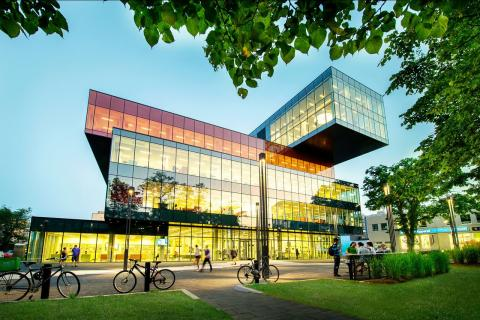 Halifax Central Library - Discover Halifax
