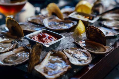Halifax Food Oysters - Discover Halifax