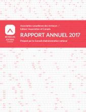 Rapport annuel pour l'année 2017